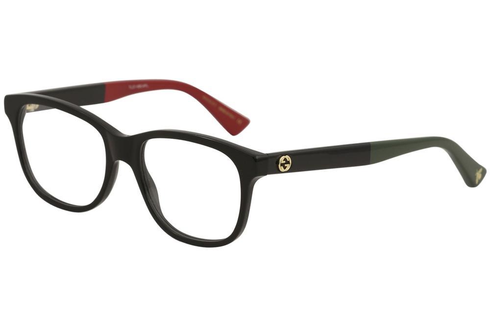 0e251d4116e4 Gucci Women s Eyeglasses GG0166O GG 0166 O Full Rim Optical Frame by Gucci