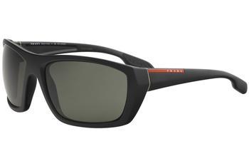 13b3afcffe Prada Linea Rossa Men s SPS06S SPS 06S Fashion Rectangle ...