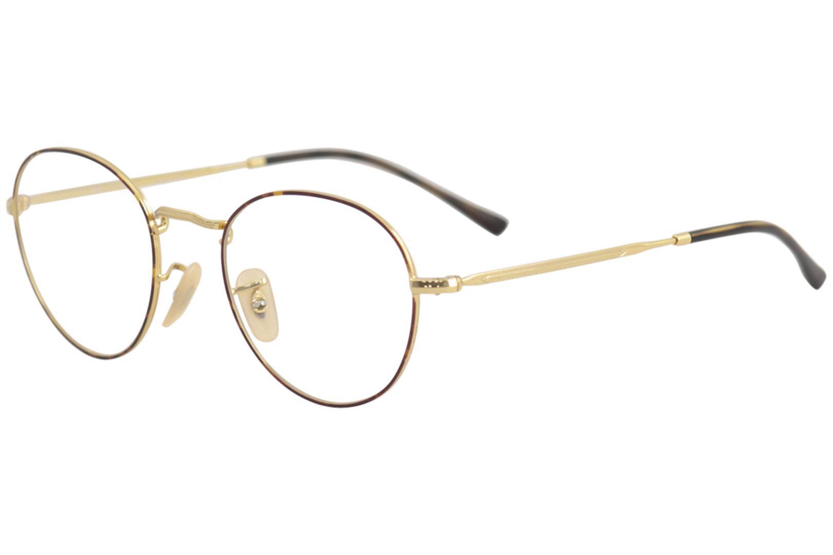 031343b5c1f Ray Ban Eyeglasses RB3582V RX 3582 V 2945 Havana Gold RayBan Optical ...