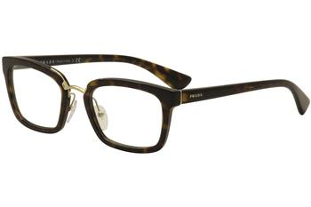 Prada Women's Eyeglasses Cinema VPR09S VPR/09S Full Rim Optical Frame
