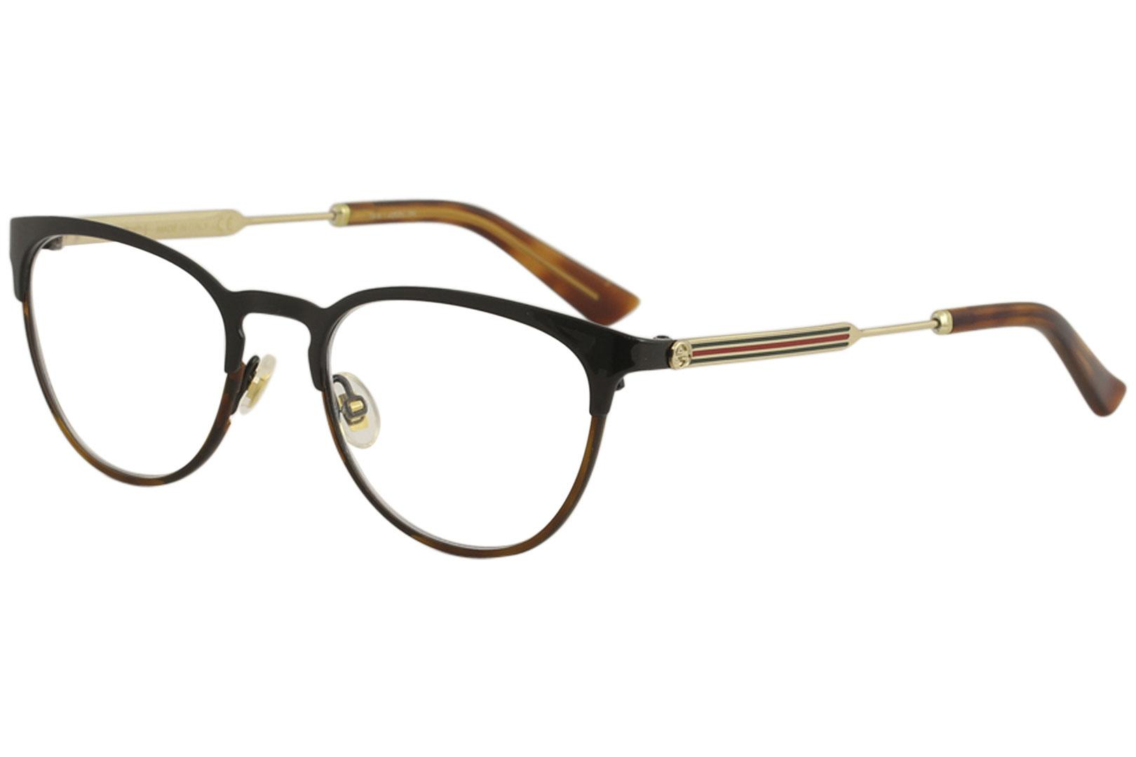 f5426ce5942 Gucci Women s Eyeglasses GG0134O GG 0134 O Full Rim Optical Frame