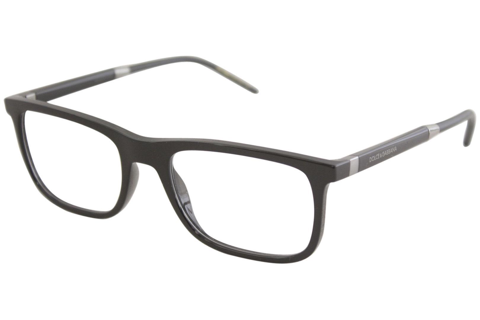 3d3319ea7e4 Dolce   Gabbana Men s Eyeglasses D G DG5030 DG 5030 Full Rim Optical ...