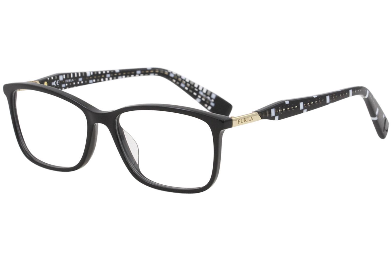 94d2964717a Furla Women s Eyeglasses VFU028 VFU 028 Full Rim Optical Frame