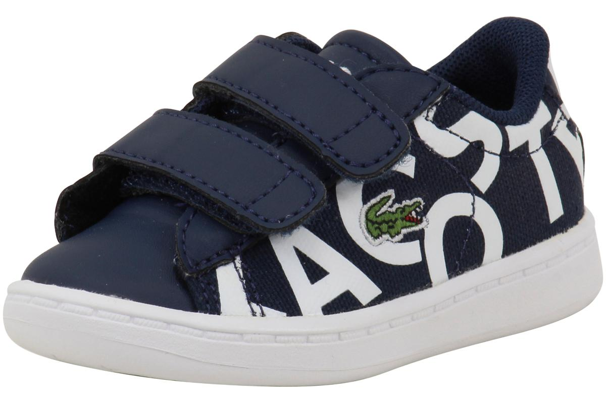 334f6fc9598f6 Lacoste Toddler Boy s Carnaby EVO 117 1 Sneakers Shoes