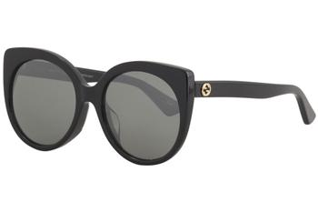 049f94afda5 Gucci Women s Urban GG0325SA GG 0325 SA Fashion Cateye Sunglasses by Gucci