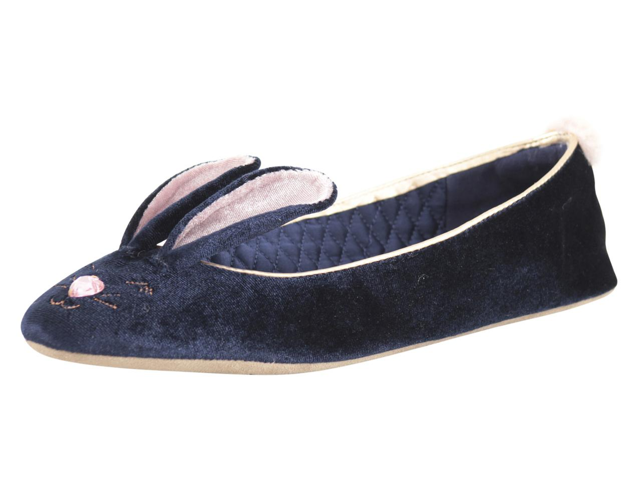 f99dafa7909 Ted Baker Women s Bhunni Velvet Slippers Shoes by Ted Baker