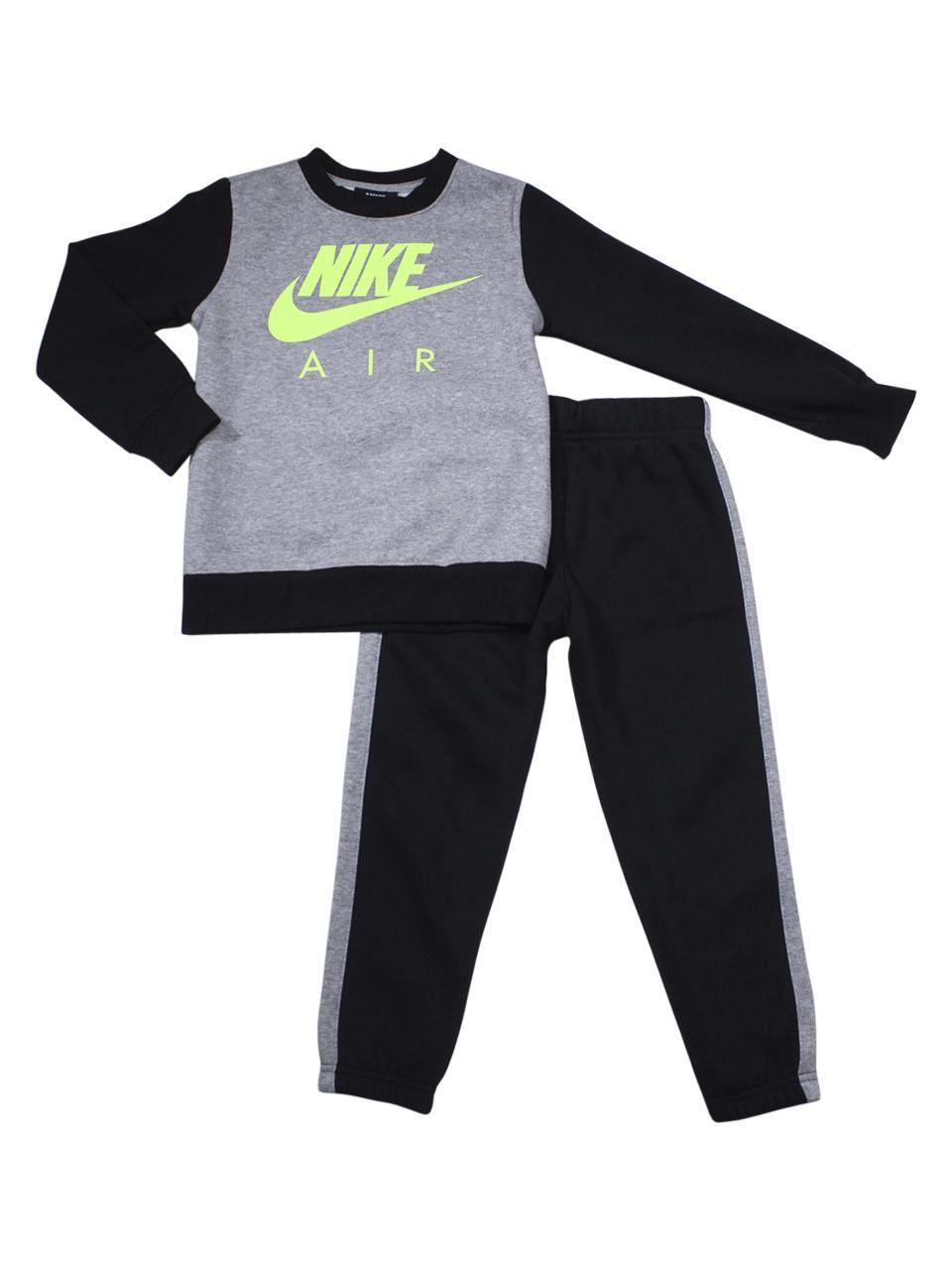 Nike Little Boy's 2-Piece Nike Air Shirt & Pants Set