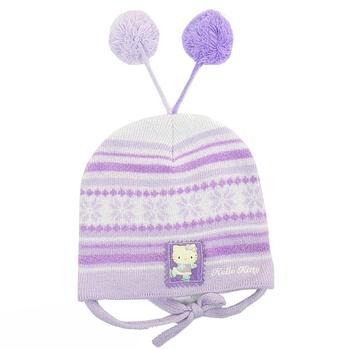 new style 126ce dd87d Hello Kitty Girl s Fleece Winter Hat   Mitten 2-pc Sz. 2T-4T by Hello Kitty