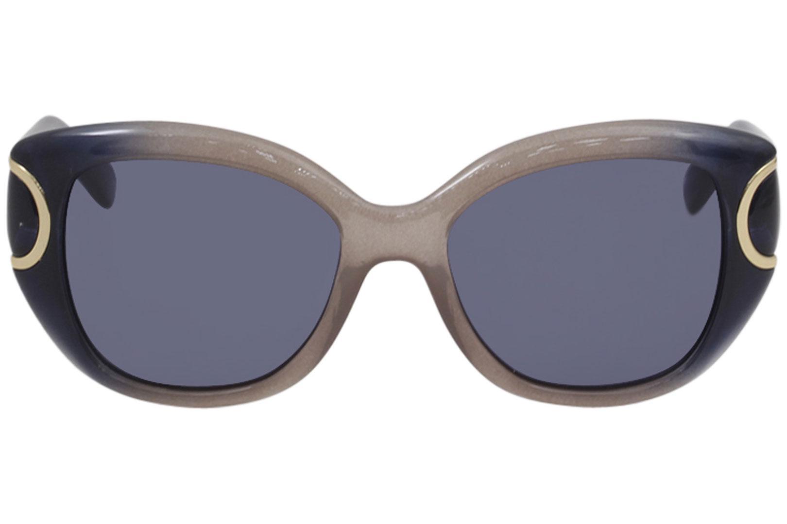 6da1a65f88d Salvatore Ferragamo Women s SF819S SF 819 S Fashion Square Sunglasses by Salvatore  Ferragamo. 12345