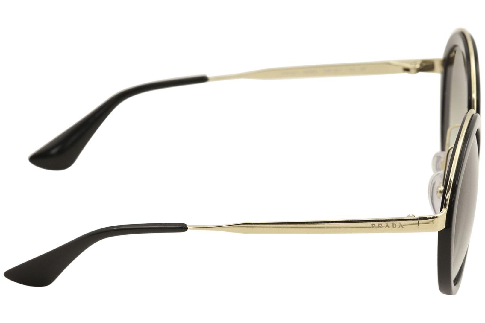e21951d39b3c Prada Women s SPR50T SPR 50 T Fashion Round Sunglasses
