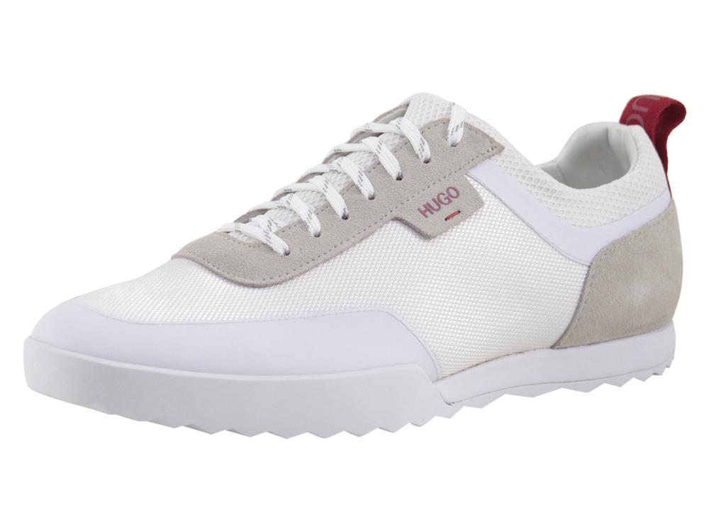 b9557a854e69c Hugo Boss Men's Matrix Low-Top Trainers Sneakers Shoes by Hugo Boss