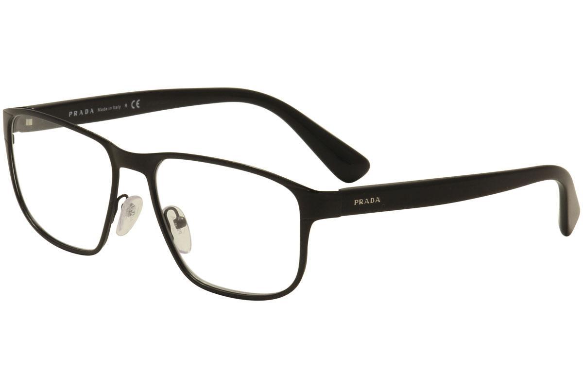4423d19c8bf Prada Men s Eyeglasses VPR56S VPR 56 S Full Rim Optical Frame by Prada.  Touch to zoom