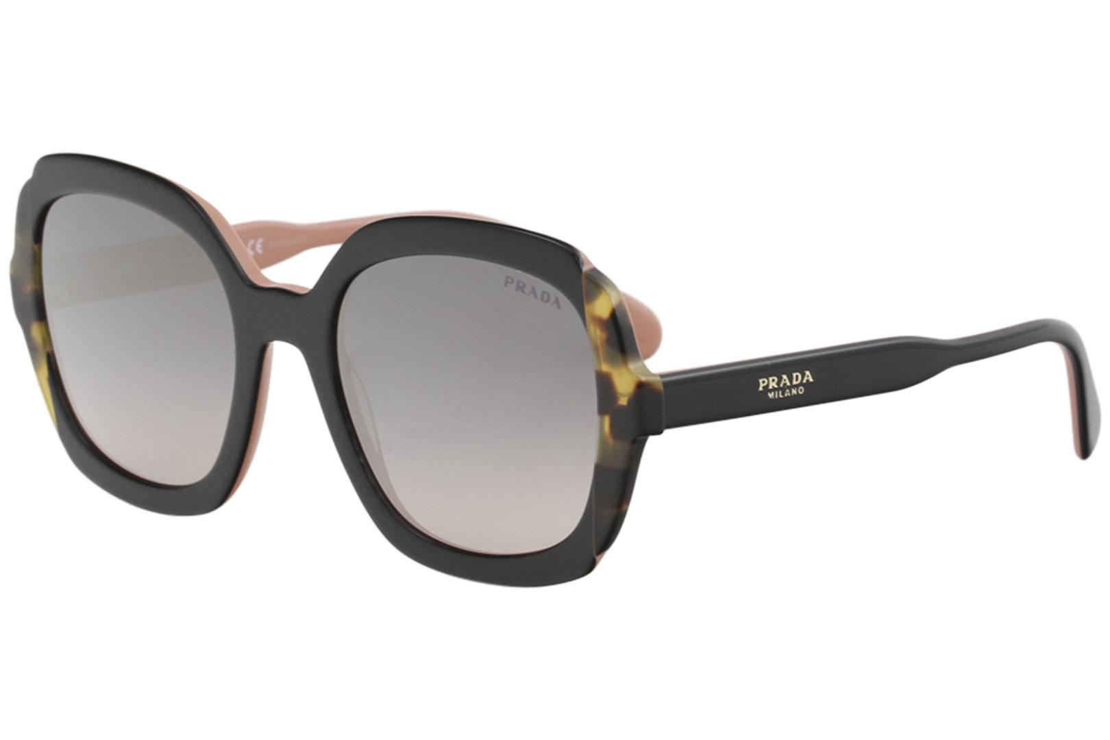 0c2a11ed13a6b Prada Women s SPR16U SPR 16U Fashion Square Sunglasses