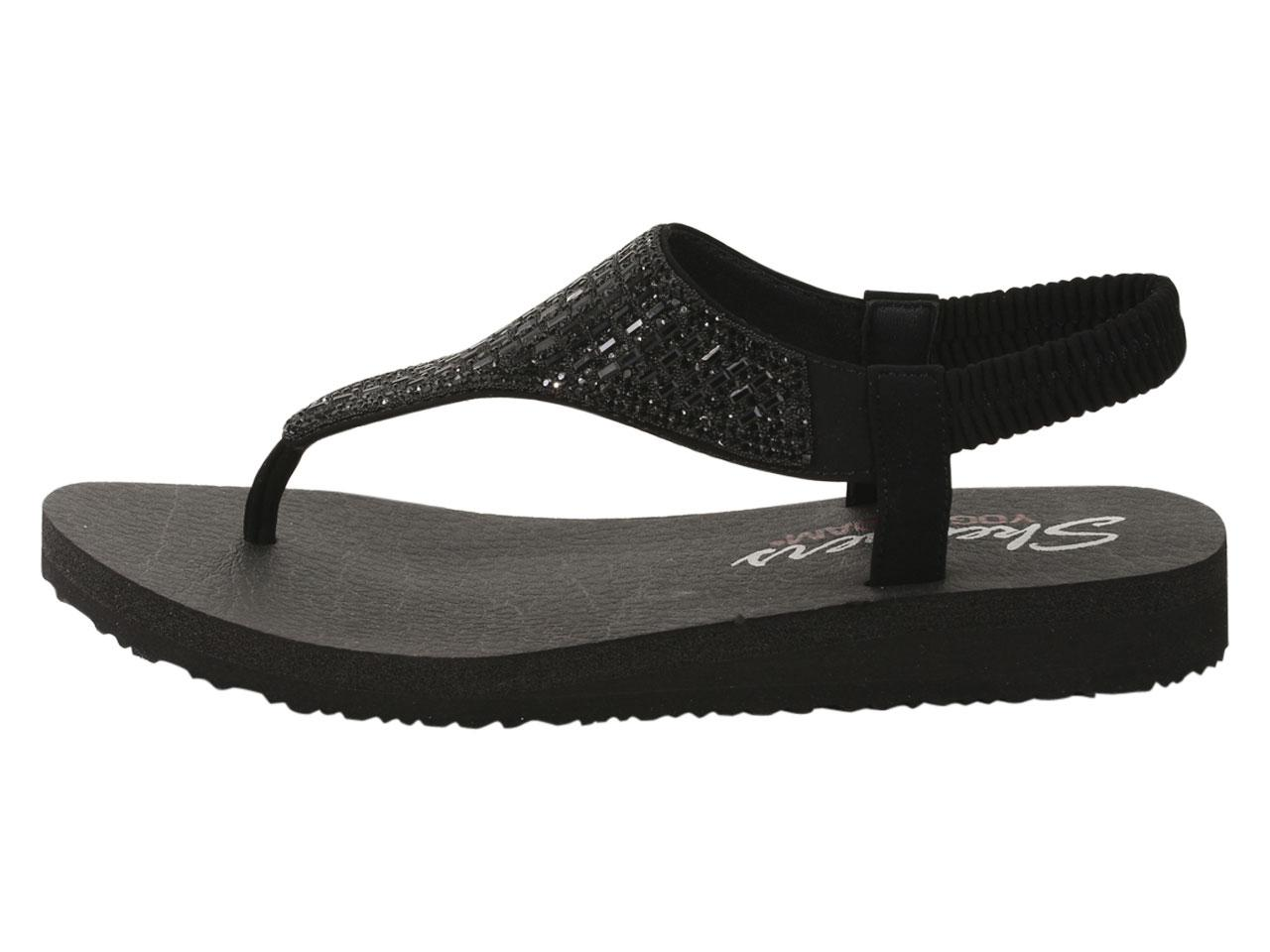aa2ead7576a66 Skechers Women s Meditation Rock Crown Yoga Foam Sandals Shoes by Skechers.  1234567