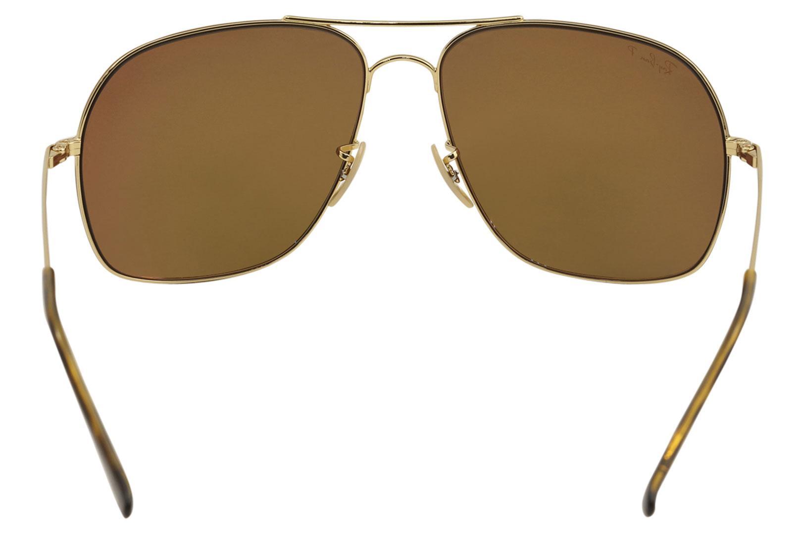 eb27b22c21f Ray Ban Men s RB3587CH RB 3587 CH Fashion Pilot RayBan Sunglasses by Ray Ban.  12345