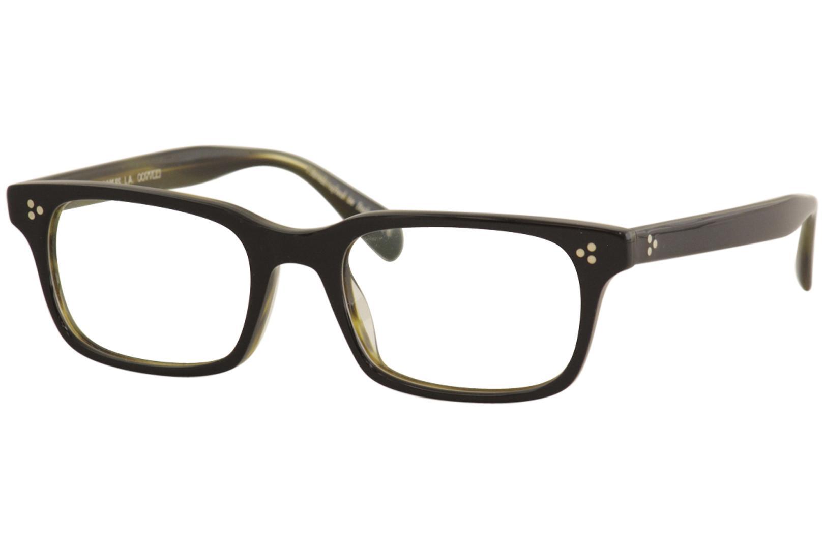 Image of - Black/Olive Tortoise   1441 - Lens 53 Bridge 20 B 35.6 ED 55.2 Temple 145mm