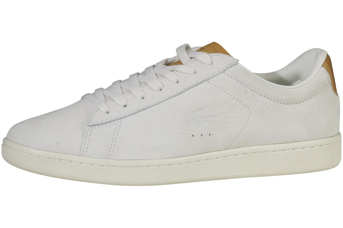 398ffe9e0721 Lacoste Men s Carnaby-Evo-317 Sneakers Shoes by Lacoste. Touch to zoom