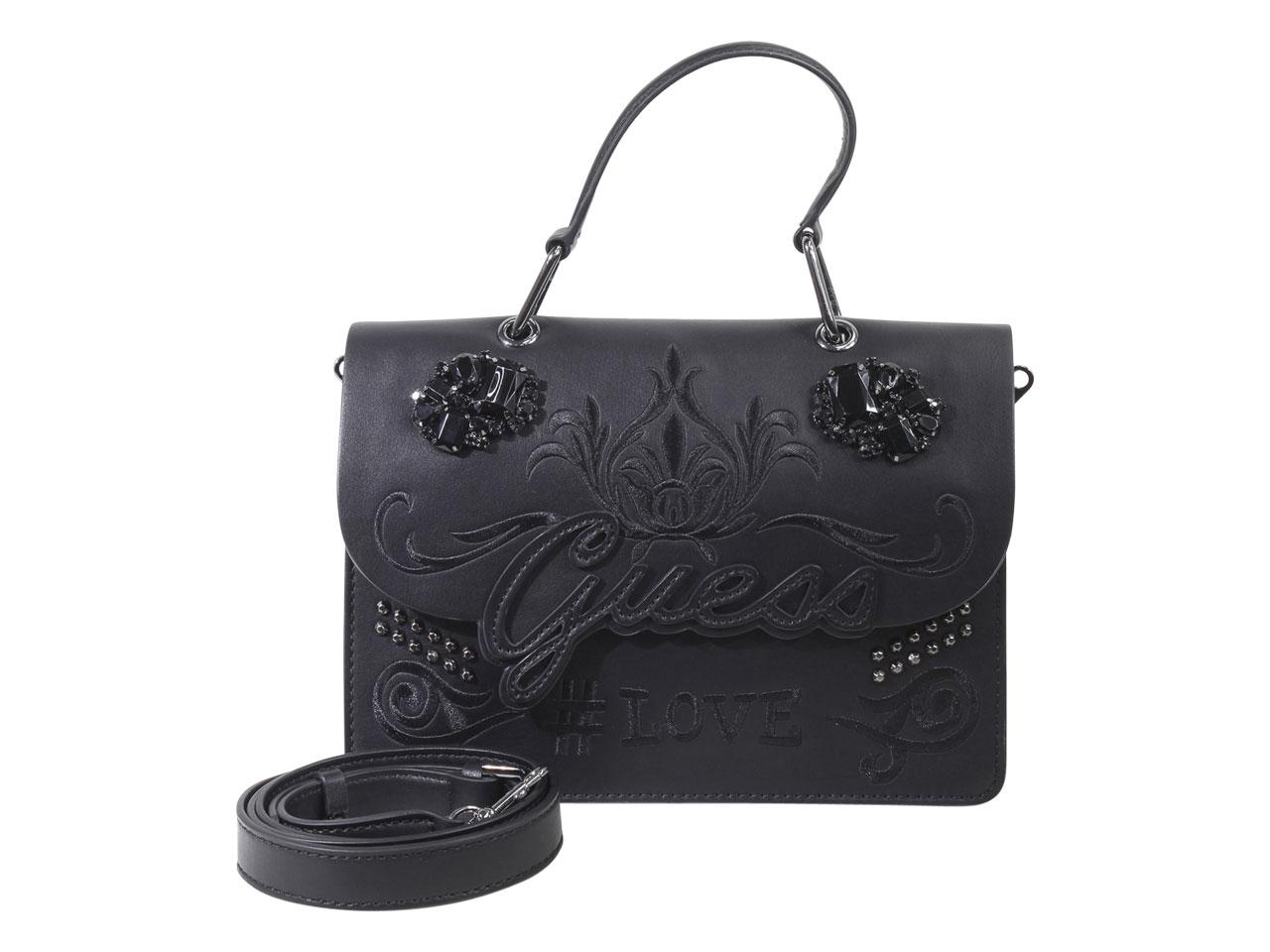 Guess Women s In Love Top Handle Handbag by Guess cb765354a3