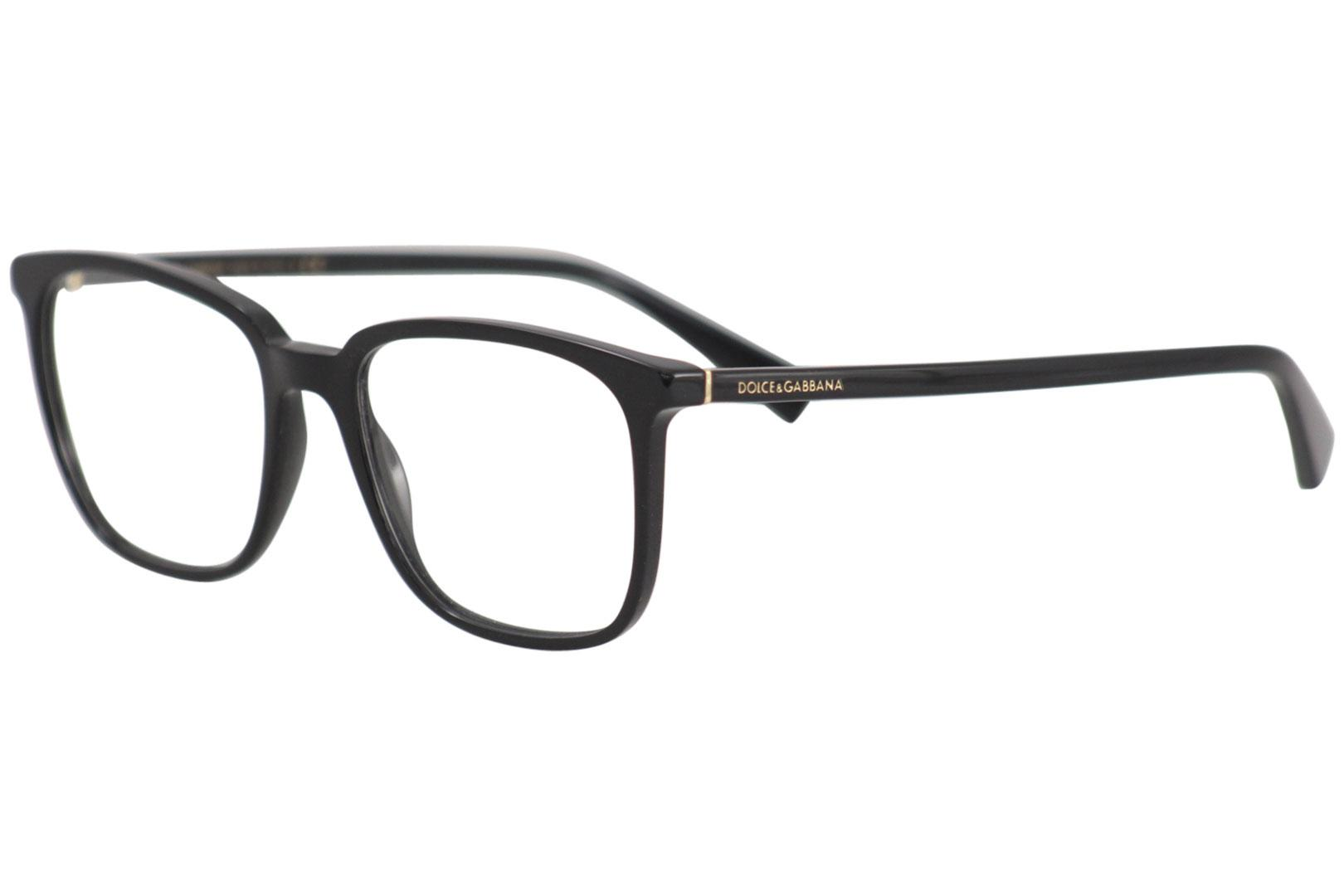dd0f027dcfa Dolce   Gabbana Men s Eyeglasses D G DG3298 DG 3298 Full Rim Optical Frame