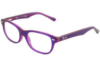 5cddc36e30 Ray Ban Youth Girl s Eyeglasses RY1555 RB 1555 Full Rim RayBan Optical Frame