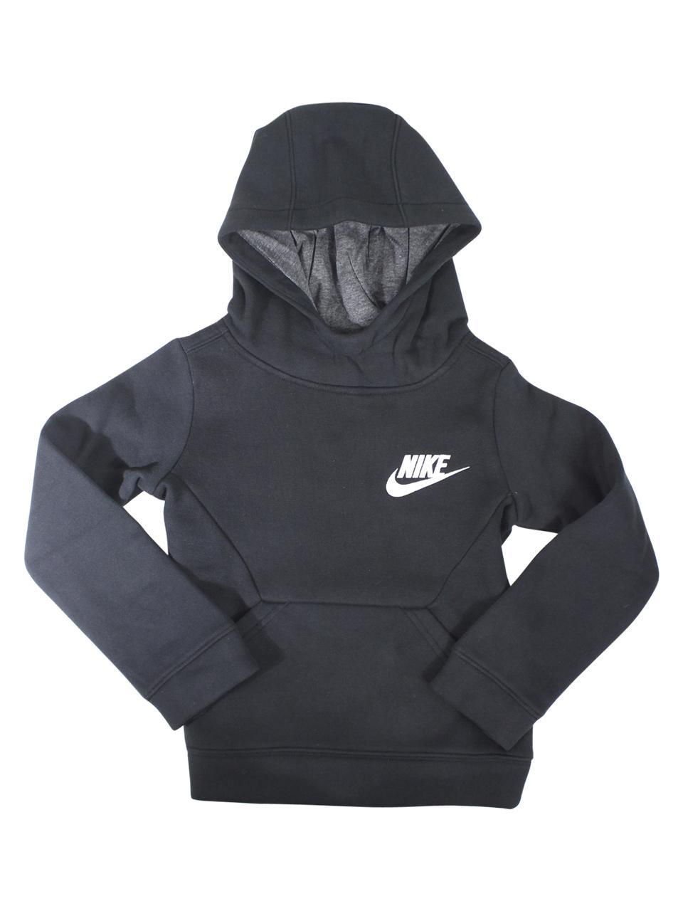 b51ad906a Nike Little Boy's Fleece Pullover Hooded Sweatshirt