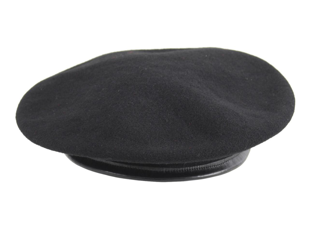 97431498d4341 Kangol Monty Wool Beret Hat