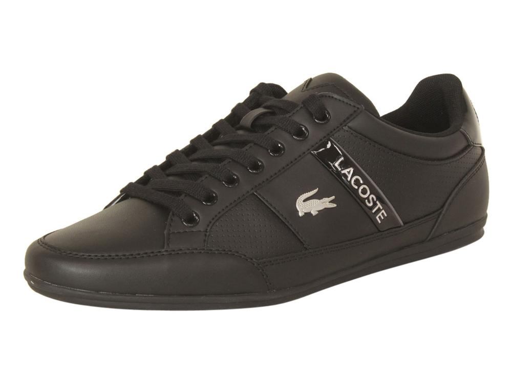 Image of - Black/Black Leather/Synthetic - 8.5 D(M) US