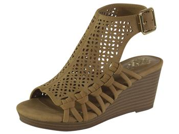 804996e8083d Vince Camuto Little Big Girl s Obal Wedge Sandals Shoes
