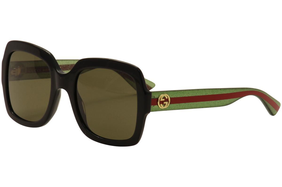 49757e41820 Gucci Women s GG0036S GG 0036 S Fashion Sunglasses