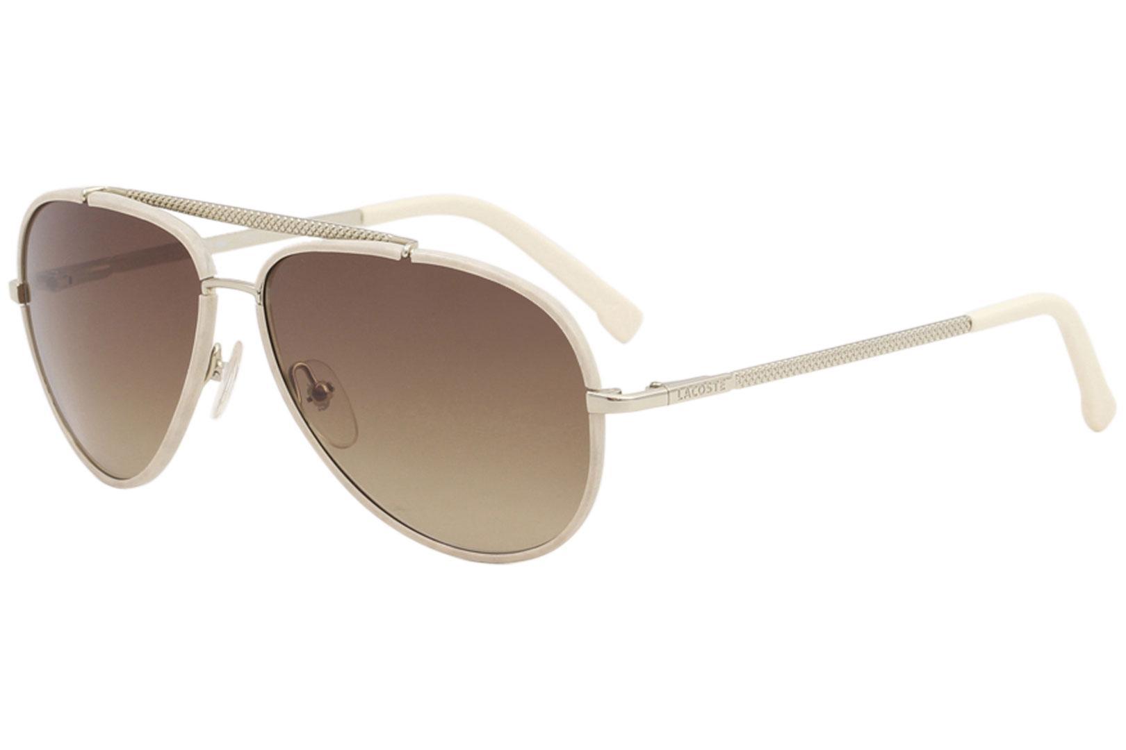 6ae2970184c Lacoste Women s L152S L 152 S Fashion Pilot Sunglasses