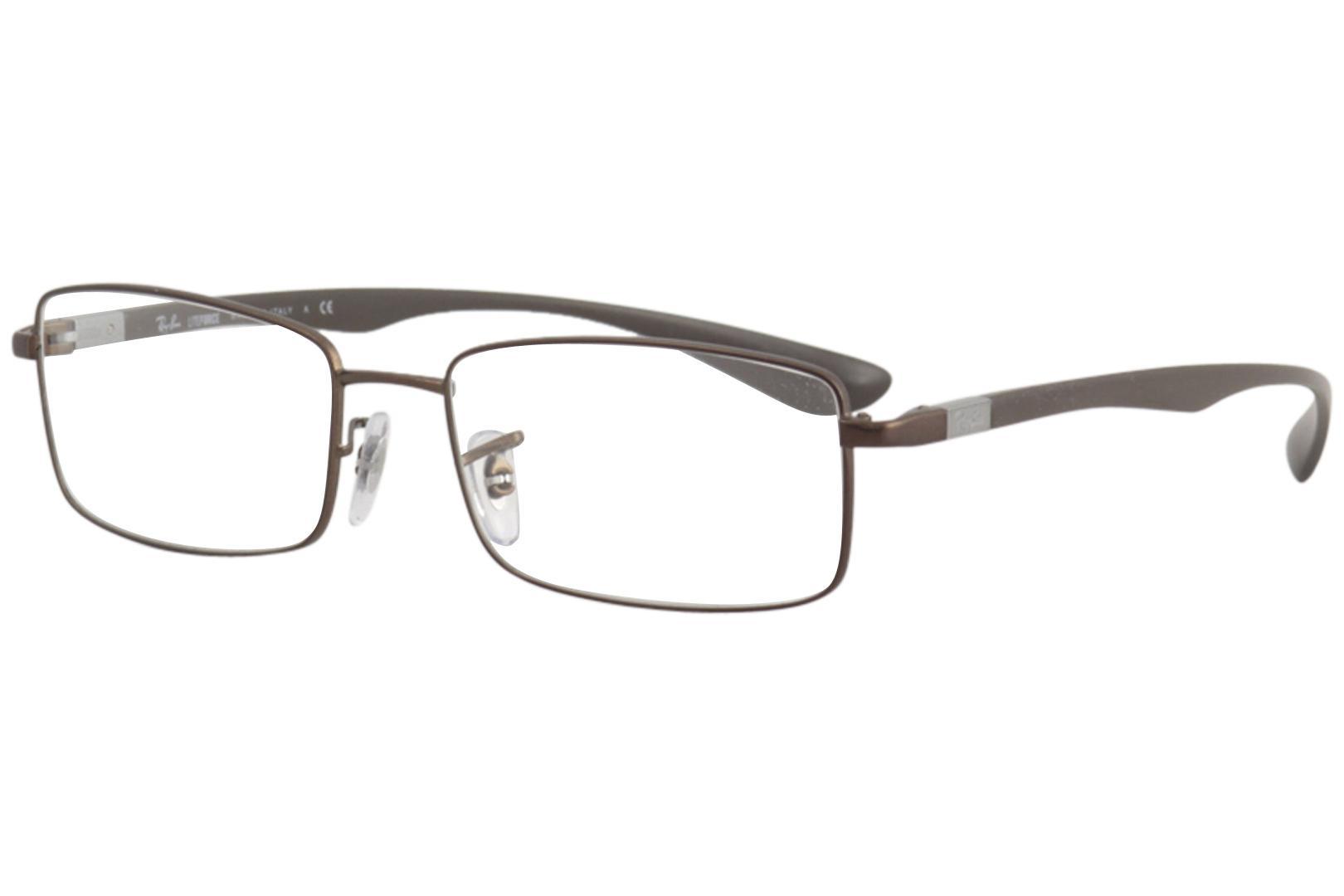 4ff132d6a7 Ray Ban Men s Eyeglasses Liteforce RX6286 RX 6286 RayBan Optical Frame