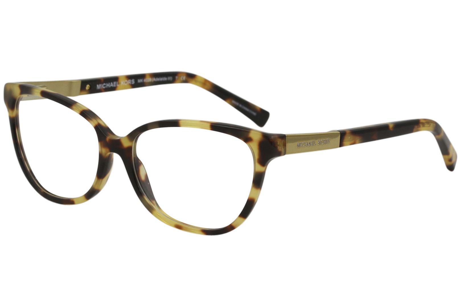 5a7488e64b6c Michael Kors Women's Eyeglasses Adelaide III MK4029 4029 Full Rim Optical  Frame
