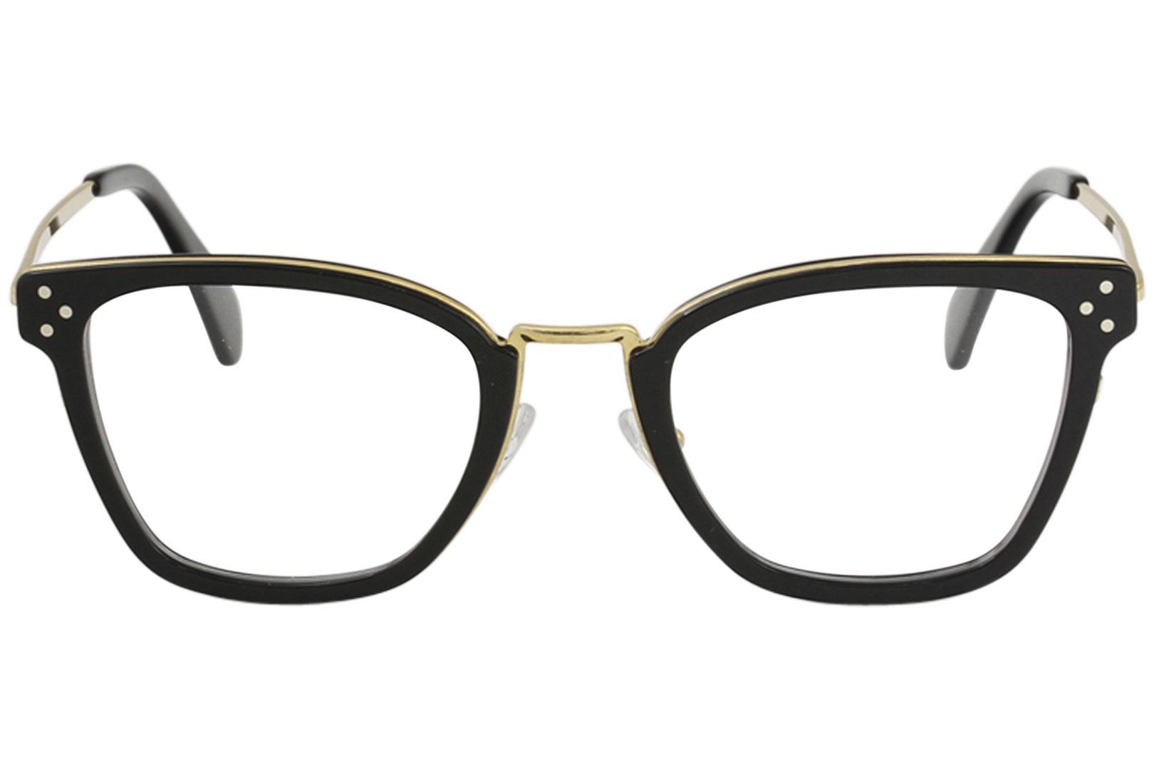 bc275d2cee2 Celine Women s Eyeglasses CL50002U CL 50002 U Full Rim Optical Frame by  Celine. 12345