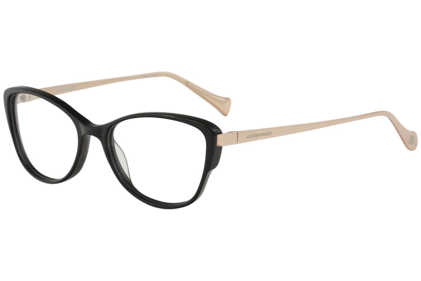 d61ef47a10e7 Lucky Brand Women s Eyeglasses D209 D 209 Full Rim Optical Frame