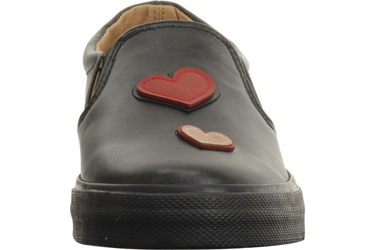 7092781e7f7 Love Moschino Women s Heart Accent Loafers Shoes by Love Moschino. 1234567