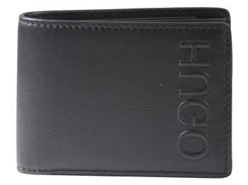 Hugo Boss Men's Bolster Genuine Leather Wallet