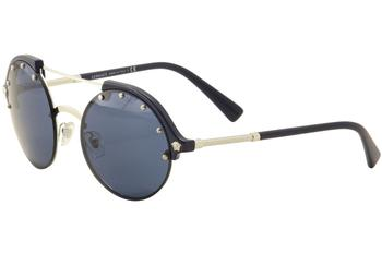 332016f527e1 Versace Women's VE4337 VE/4337 Round Sunglasses by Versace