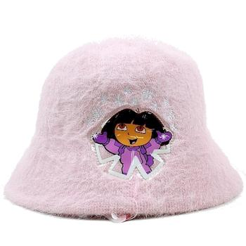 Dora The Explorer Girl's Mohair Bucket Hat
