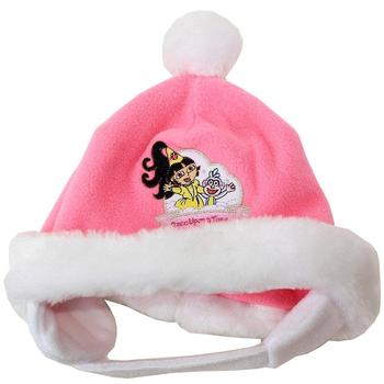 Dora The Explorer Girls Toddler Fairytale Adventure Hat & Mitten Set