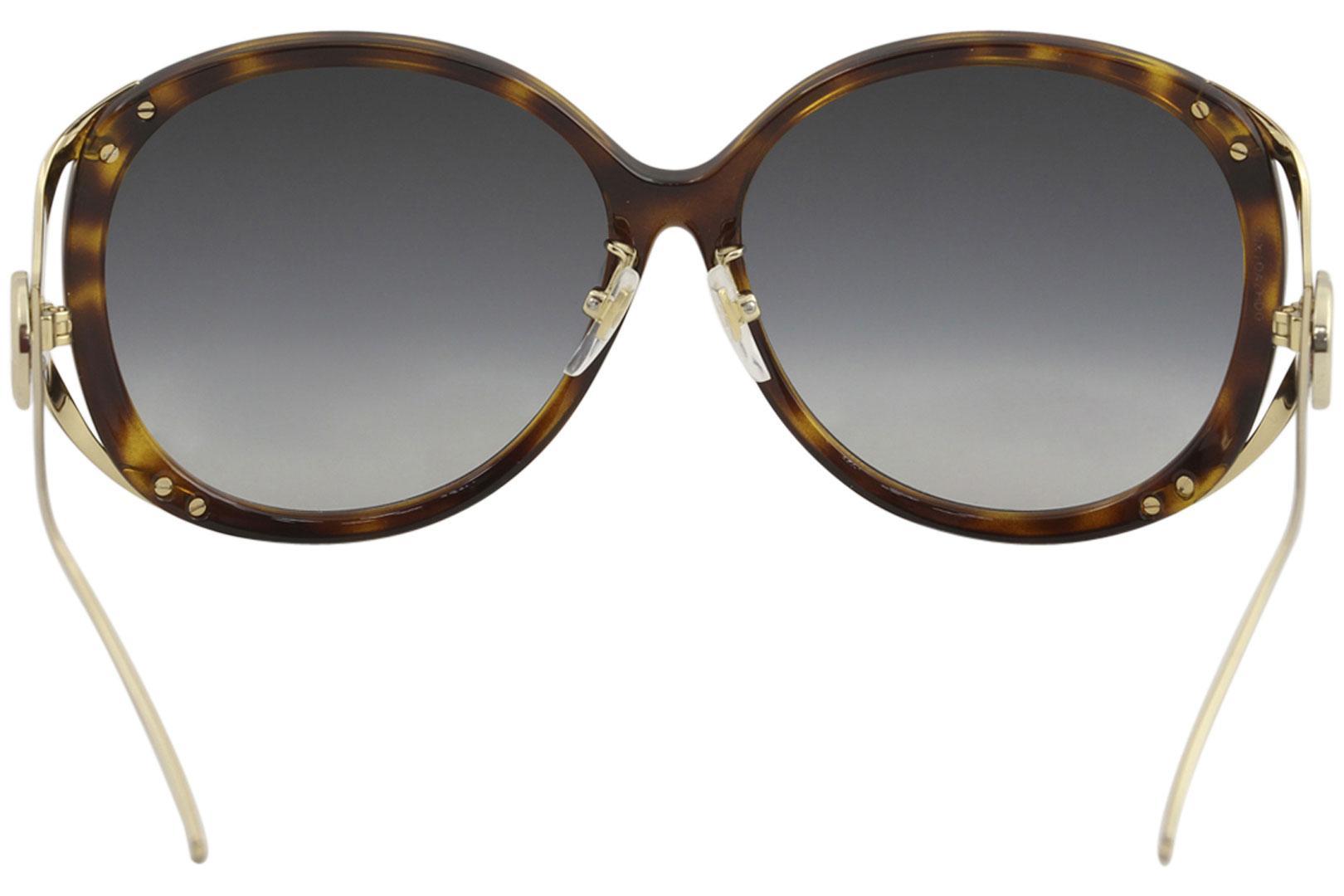 7f3140585c Gucci Women s GG0226SK GG 0226 SK Fashion Round Sunglasses