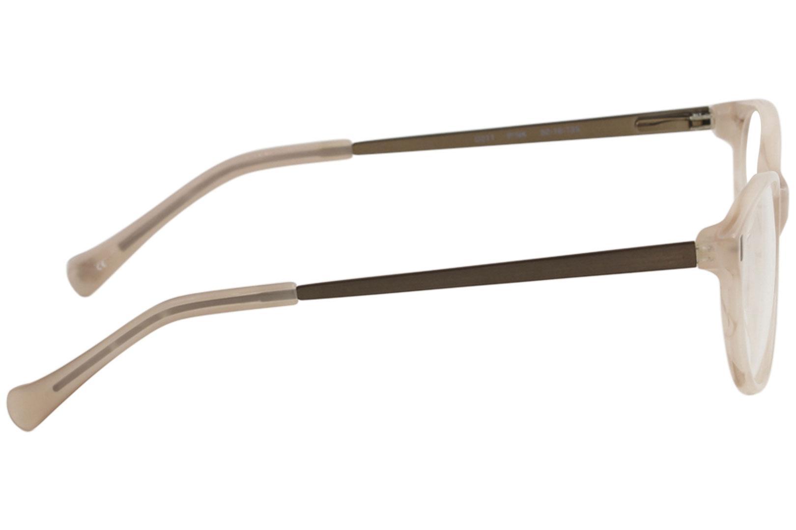 cc072a55e59e Lucky Brand Women s Eyeglasses D211 D 211 Full Rim Optical Frame