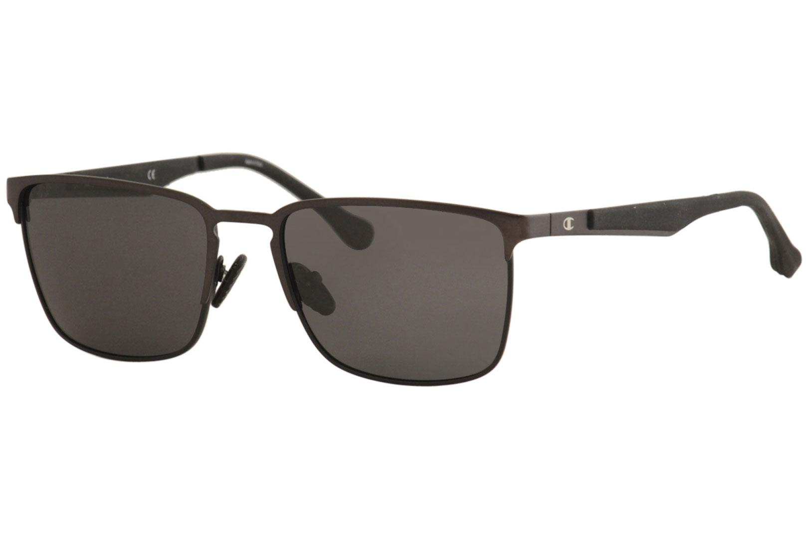 Image of - Black Gunmetal/Polarized Grey   C02 - Lens 55 Bridge 18 Temple 140mm