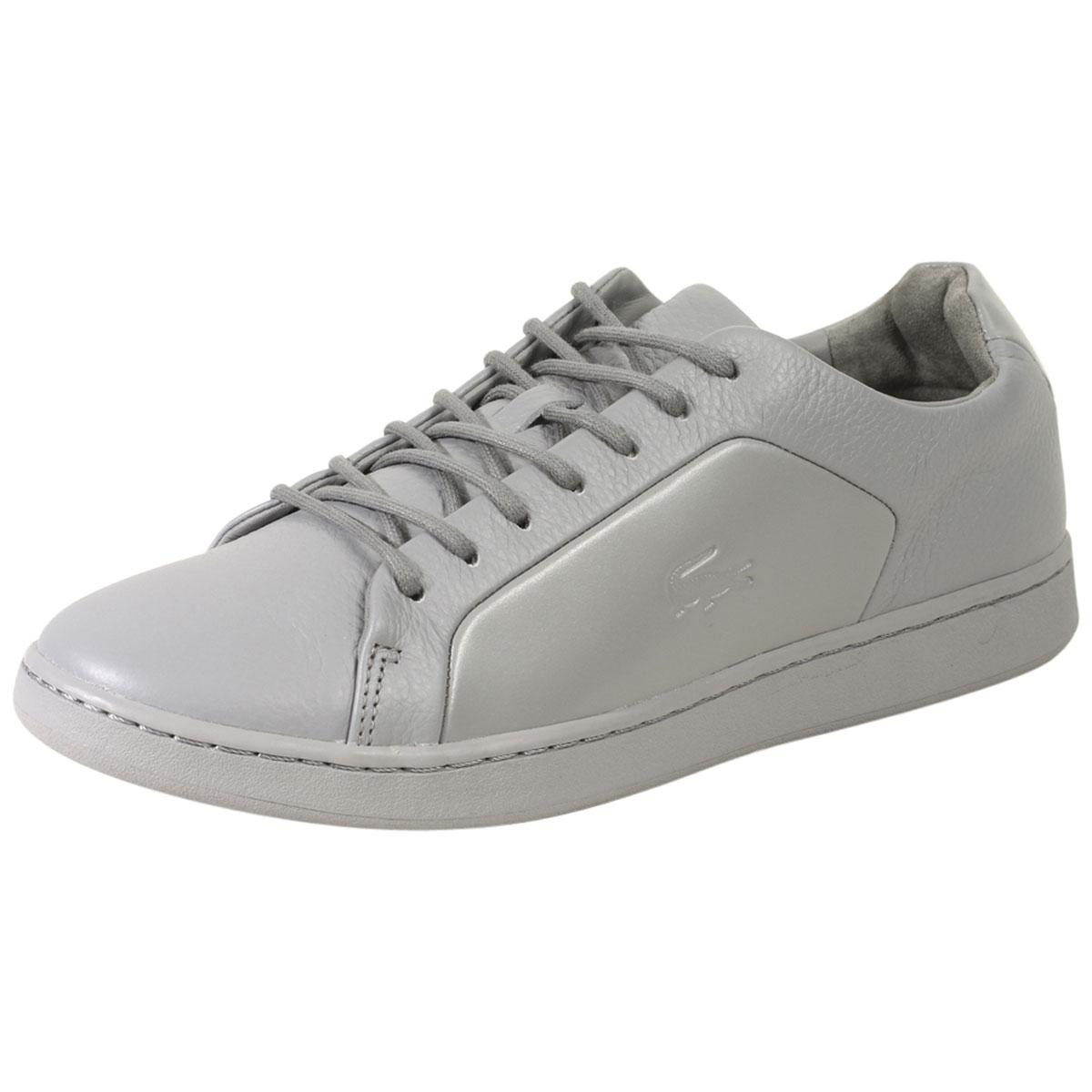 eba71081b Lacoste Men s Carnaby-EVO-118 Sneakers Shoes