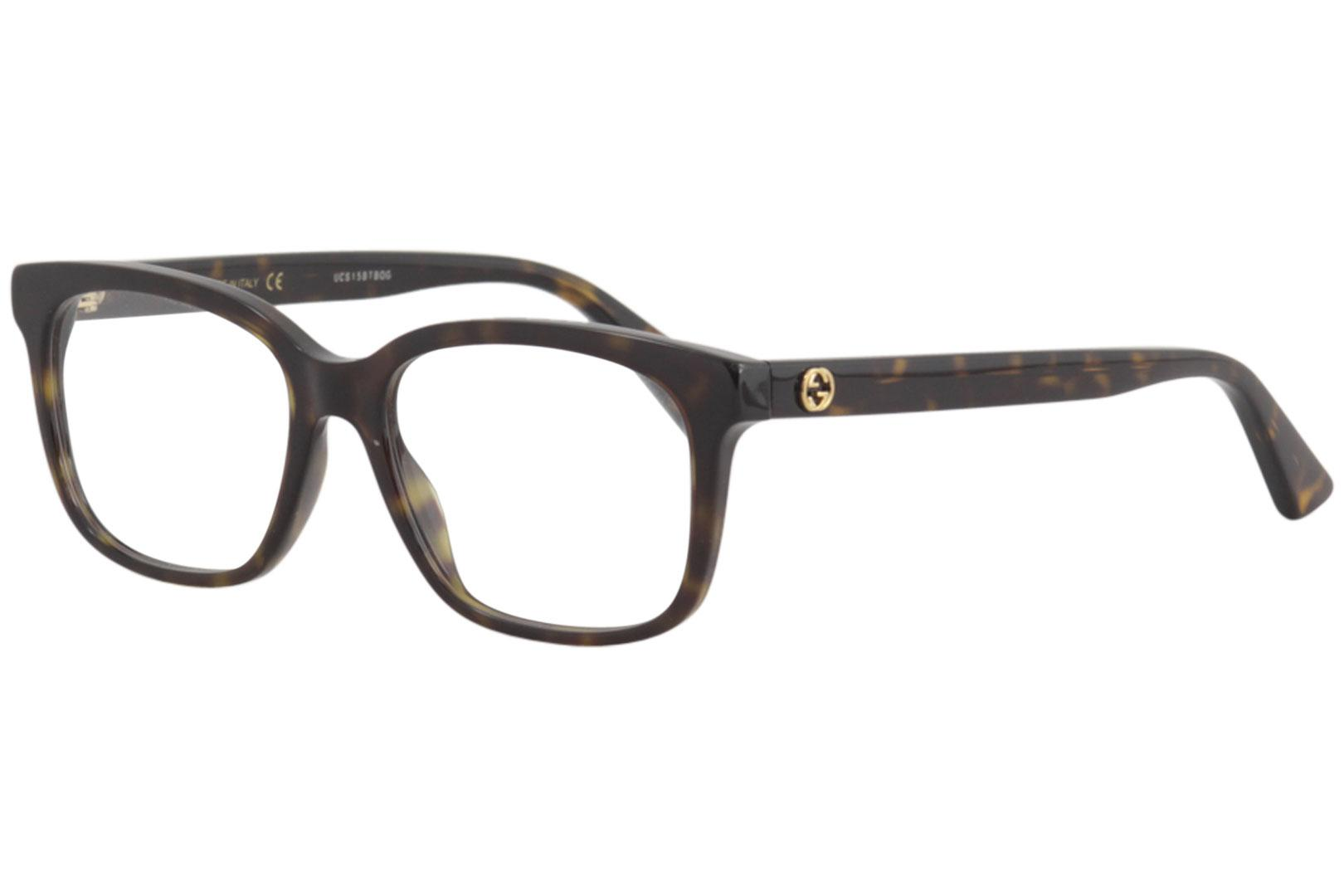 336f41b1d0 Gucci Women s Urban Eyeglasses GG0330O GG 0330O Full Rim Optical Frame