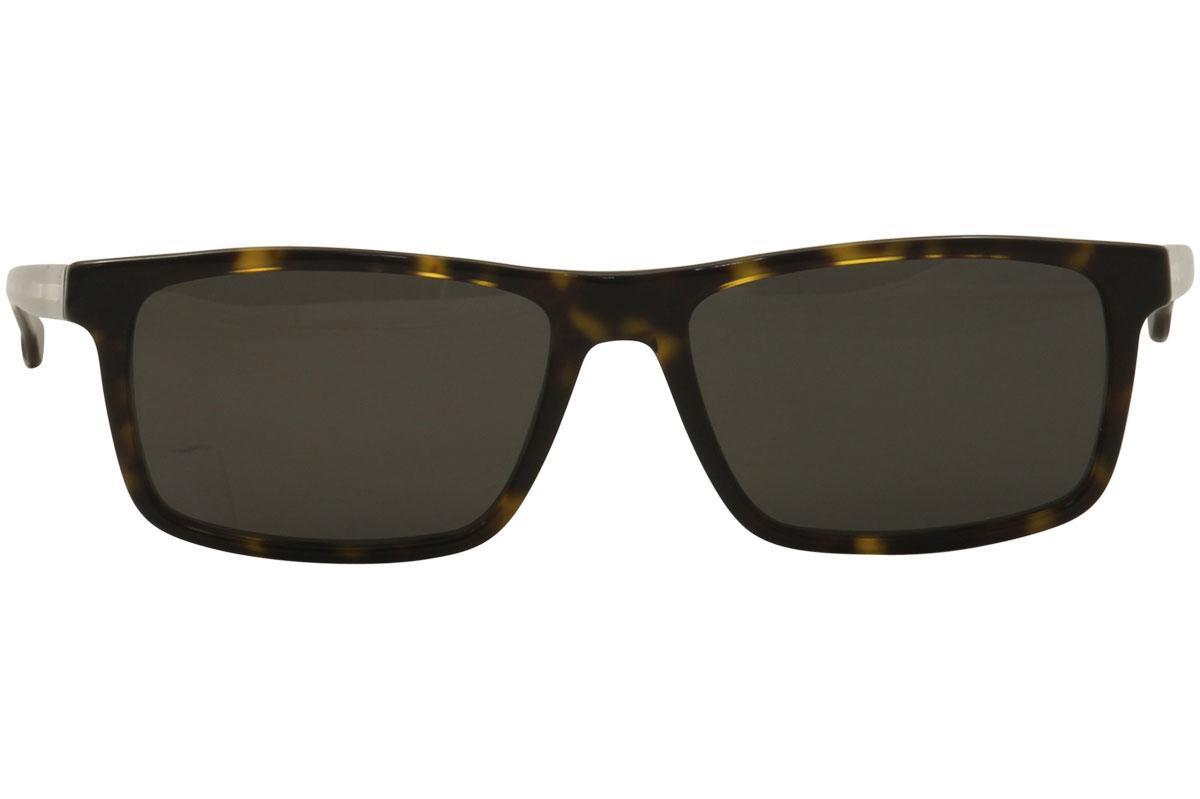 3518d3cc5d Hugo Boss Men s 0920S 0920 S Rectangle Sunglasses by Hugo Boss. 12345