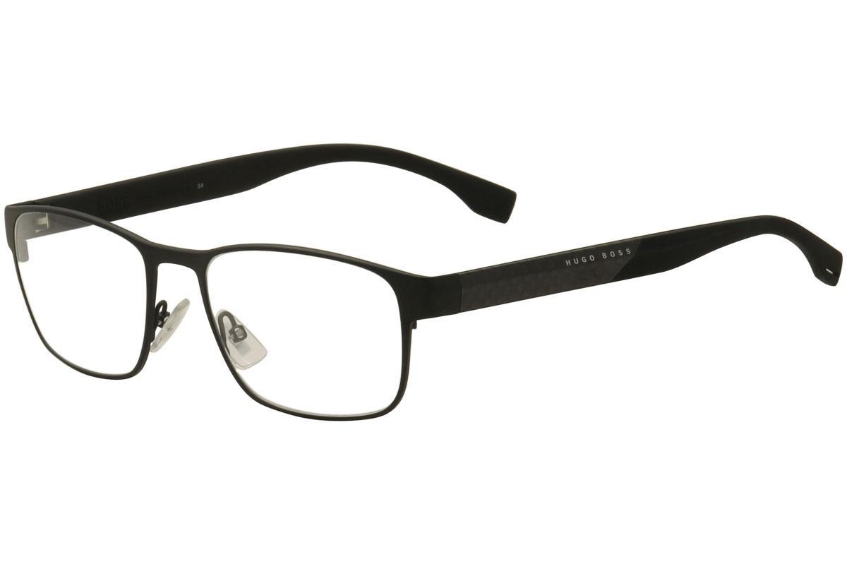 2d22cdb54a8 Hugo Boss Men s Eyeglasses 0881 Full Rim Optical Frame