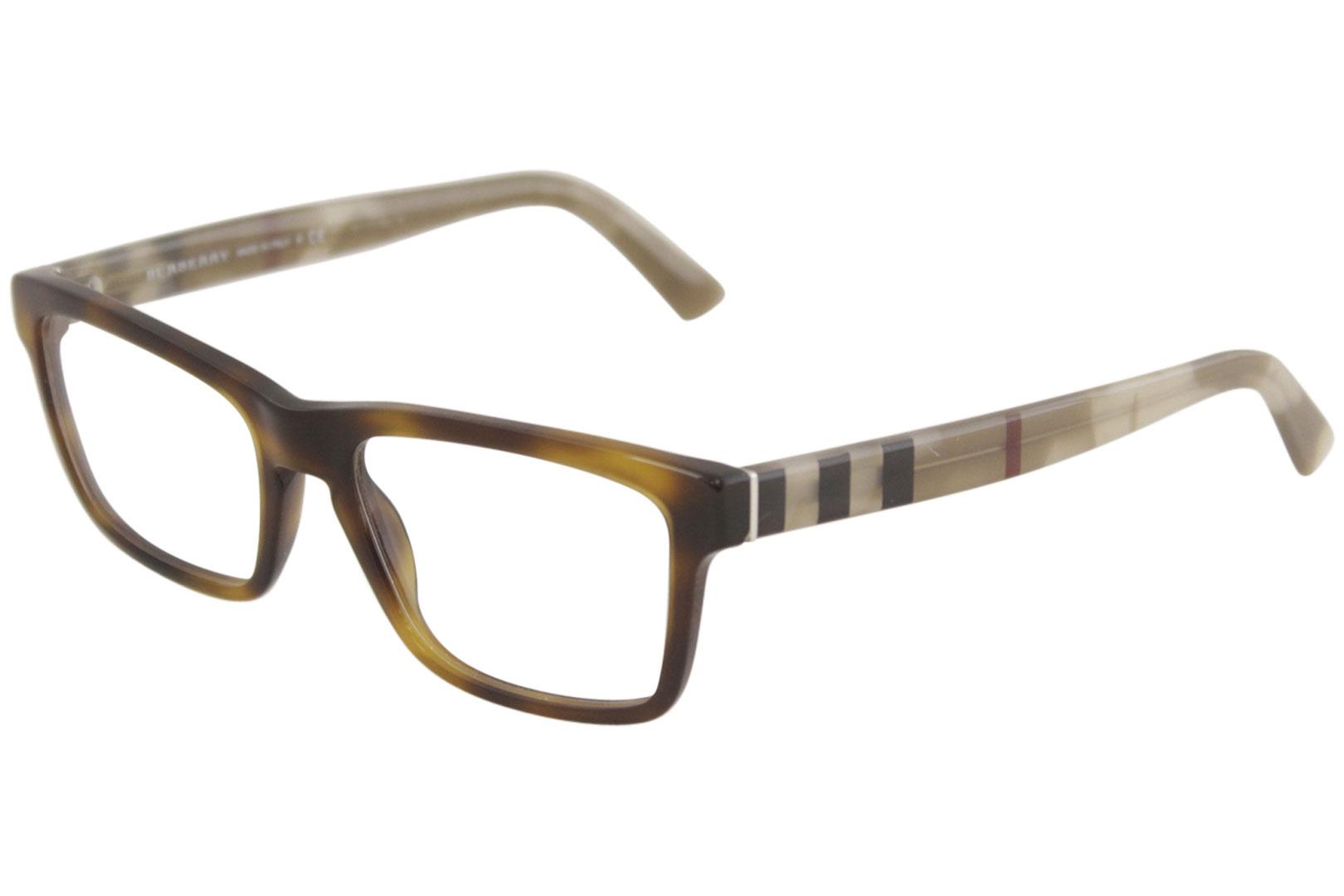 569769155637 Burberry Men s Eyeglasses B2226F B 2226 F Full Rim Optical Frame (Asian Fit)