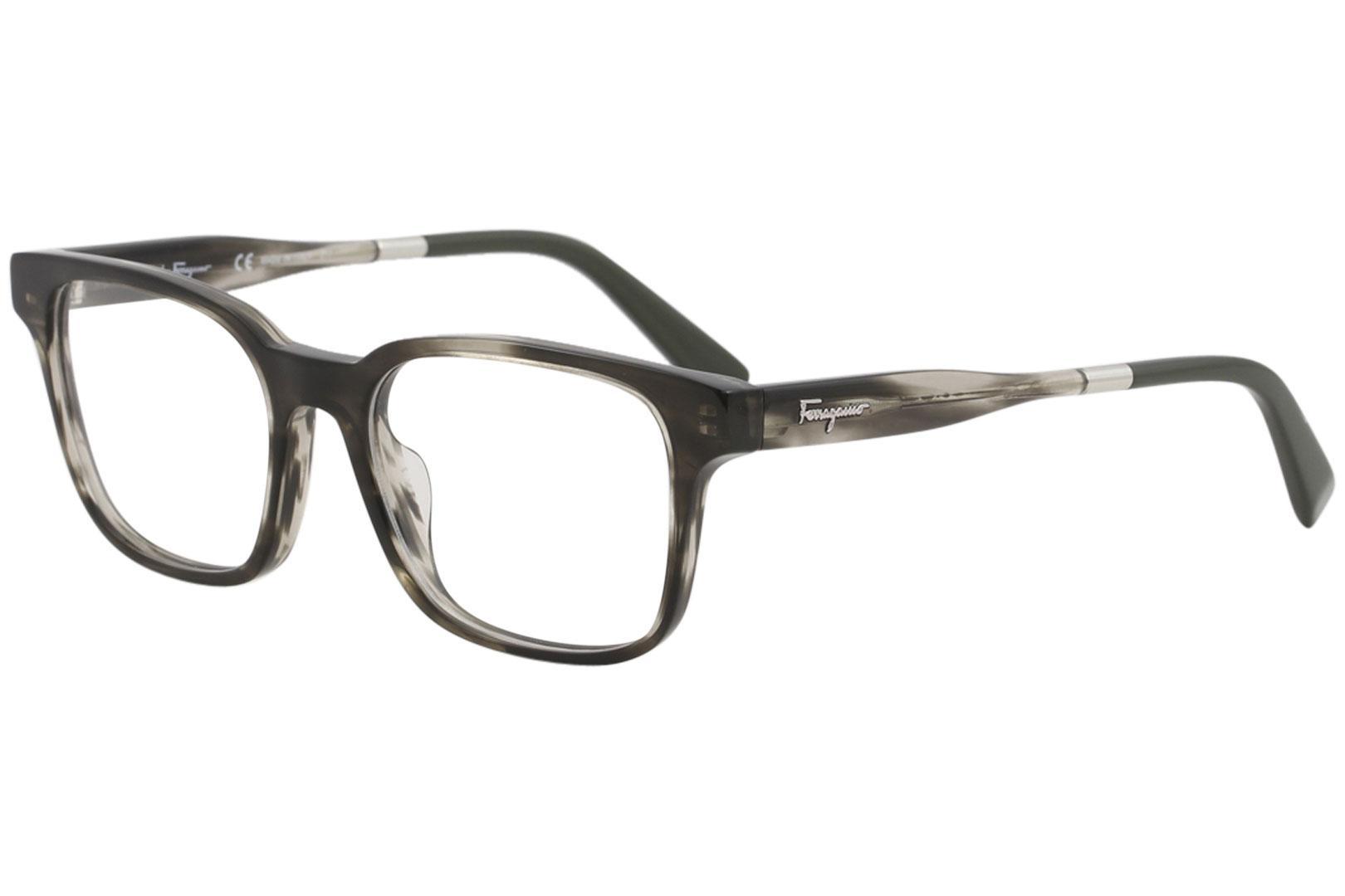 cac5fa20dc9 Salvatore Ferragamo Men s Eyeglasses SF2787 SF 2787 Full Rim Optical Frame