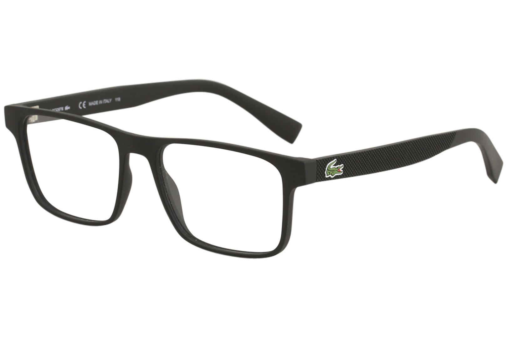 0d7459f18a1 Lacoste Men s Eyeglasses L2817 L 2817 Full Rim Optical Frame