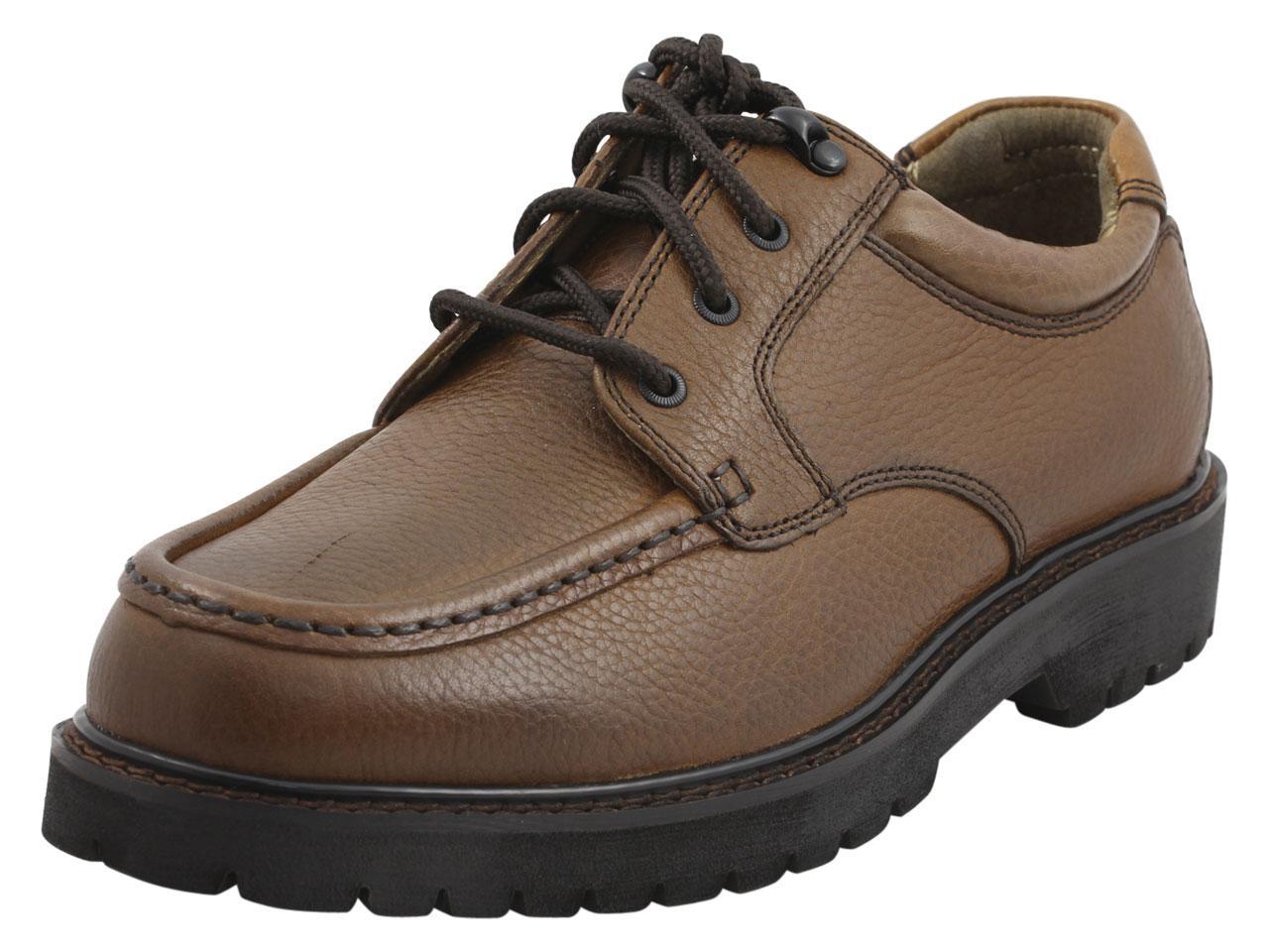 Image of Dockers Men's Glacier Memory Foam Oxfords Shoes - Brown - 8.5 E(W) US